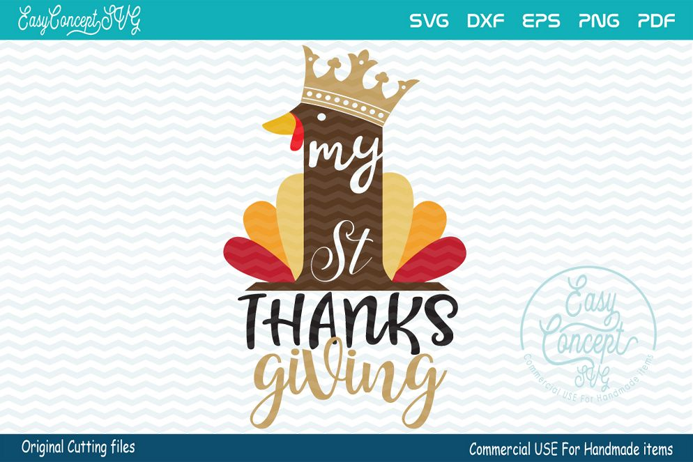 My First 1st Thanskgiving example image 1