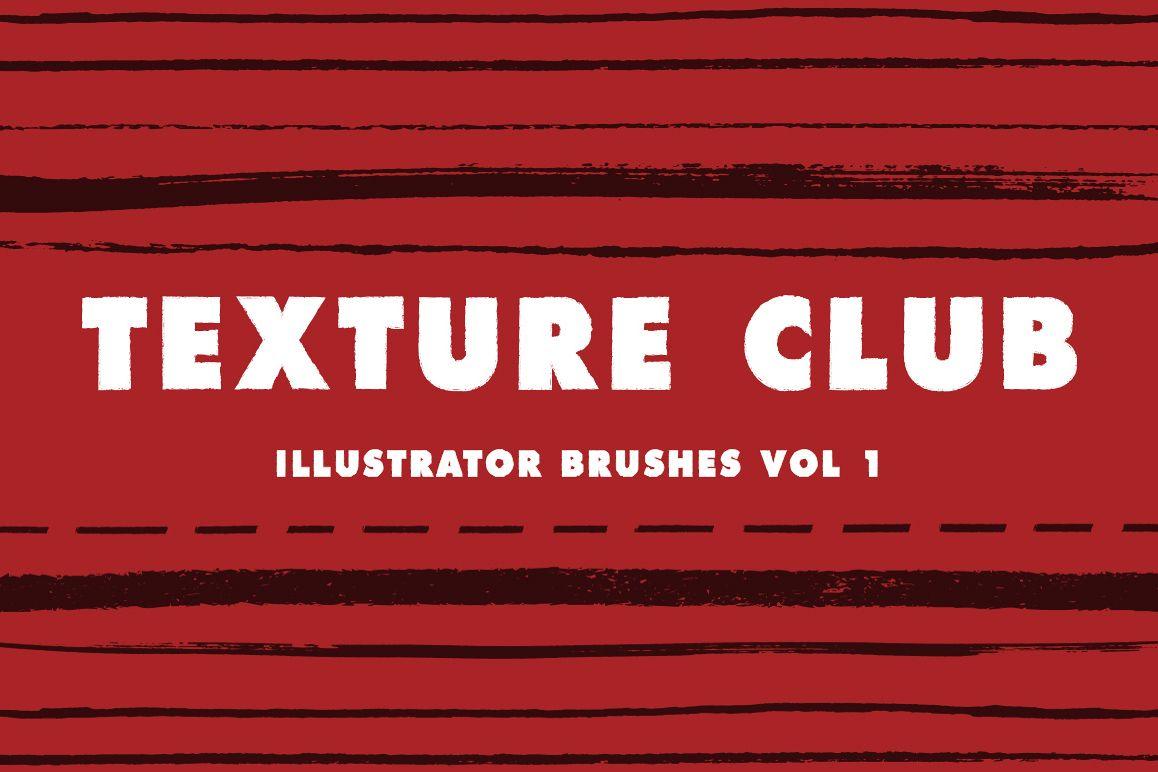 Illustrator Brushes Vol 1 example image 1