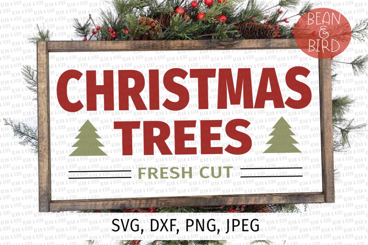 Christmas Trees example image 1