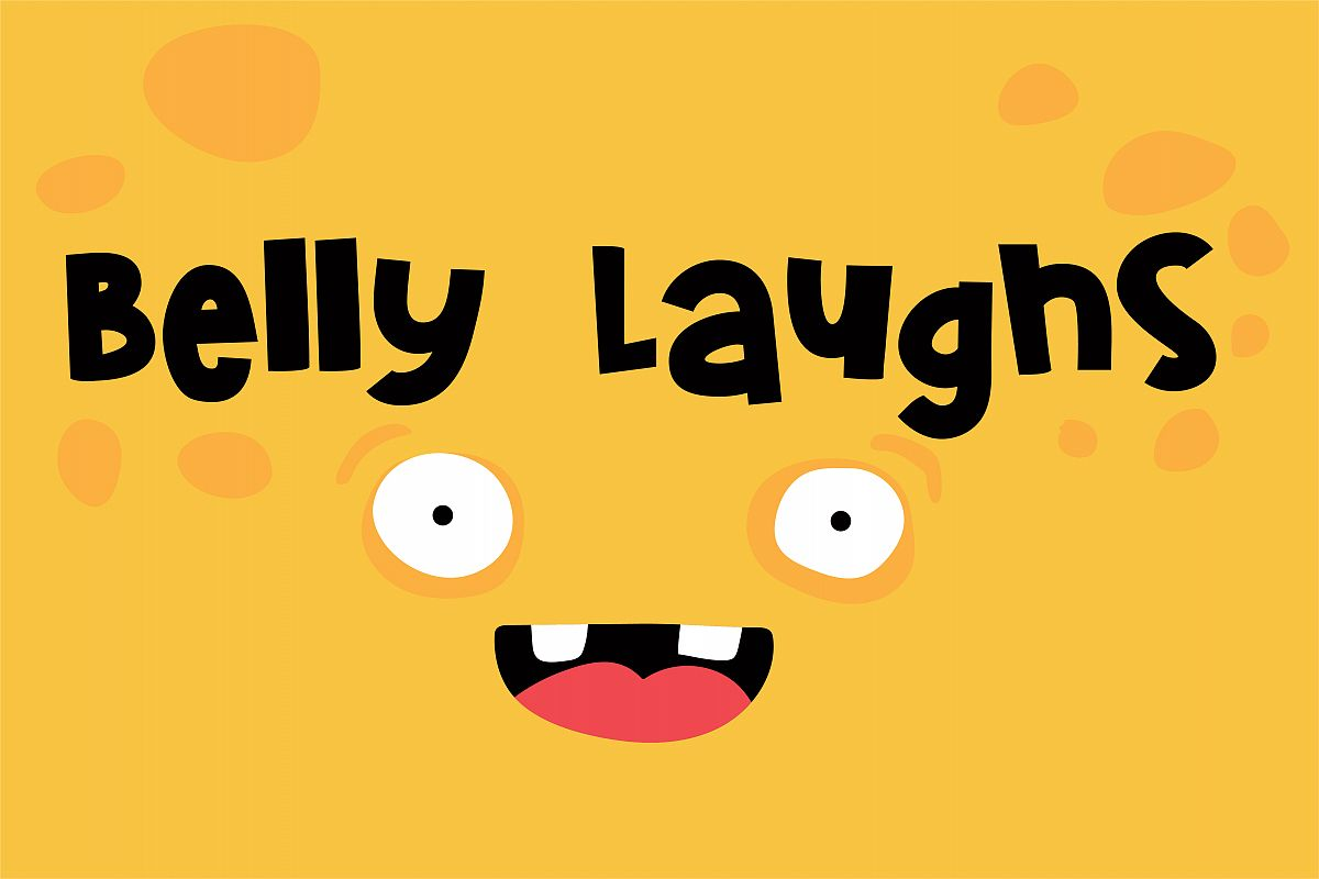 ZP Belly Laughs example image 1
