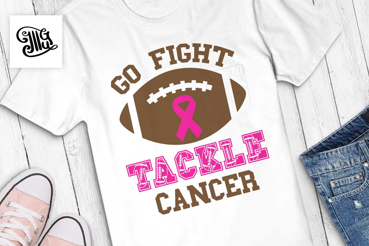Go fight tackle cancer example image 1