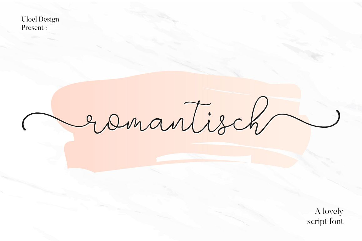Romantisch example image 1