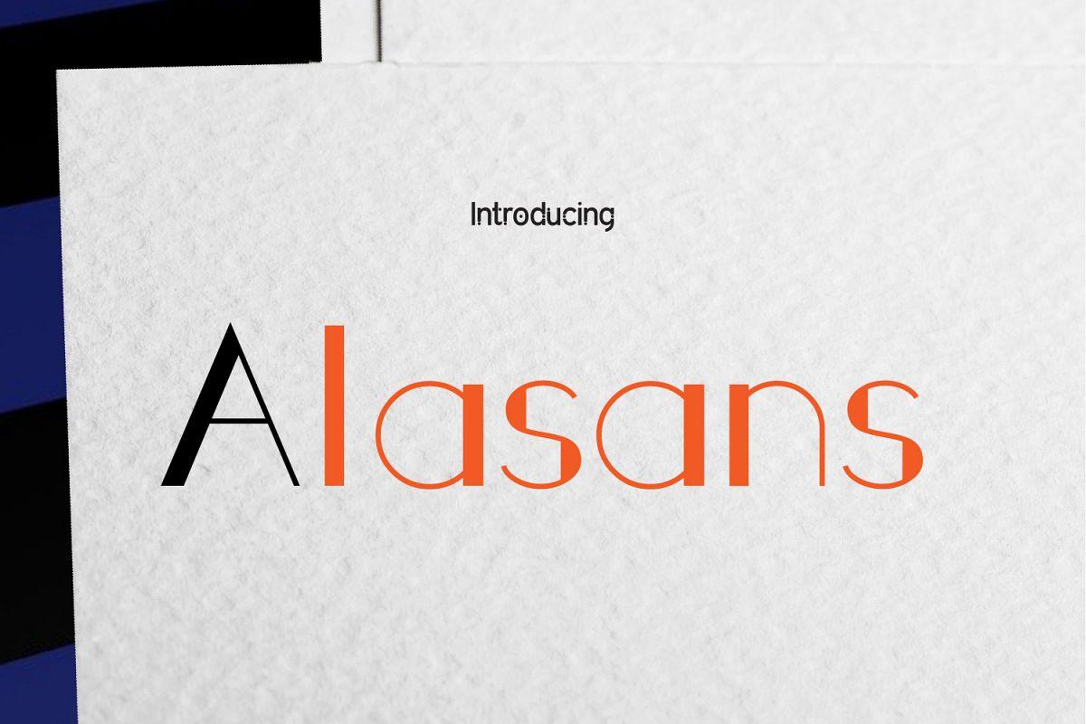 Alasans example image 1