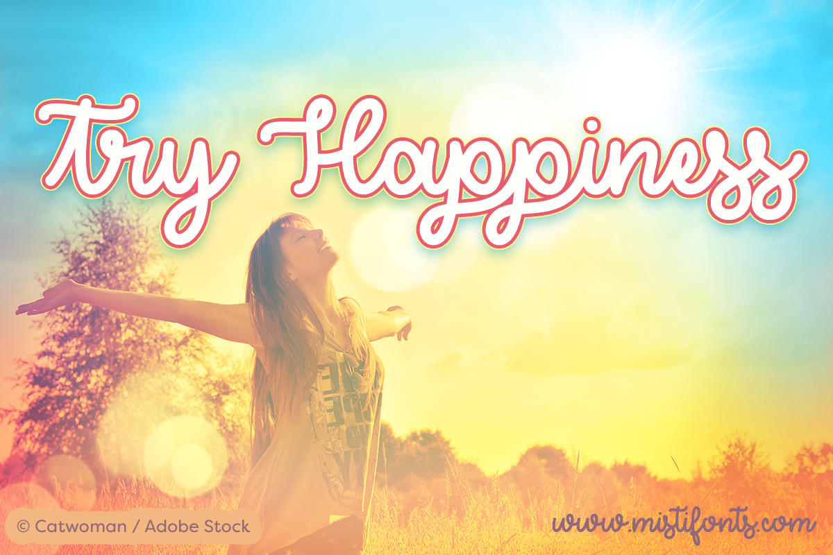Try Happiness example image 1