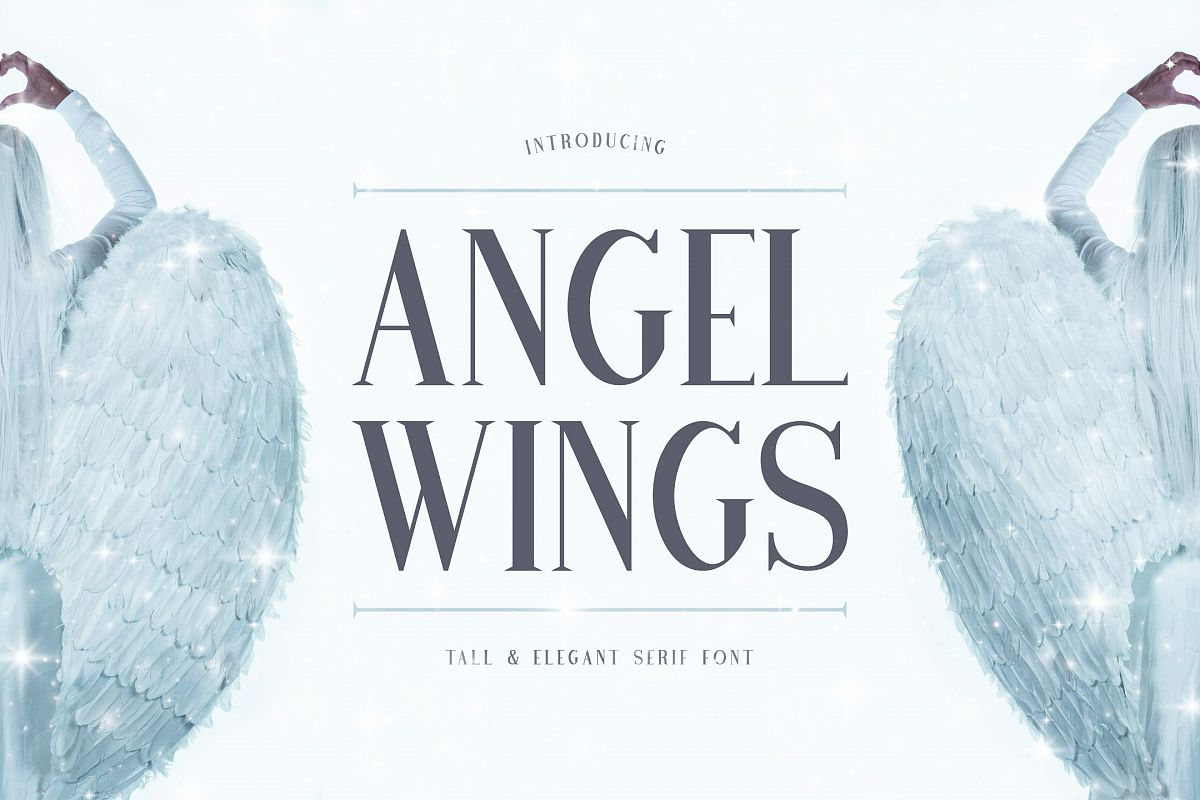 Angel Wings example image 1