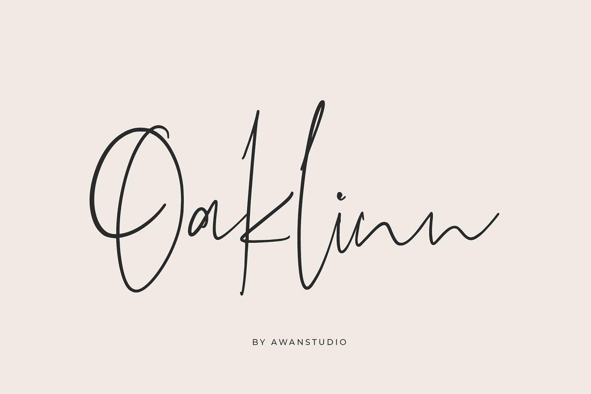 Oaklinn example image 1