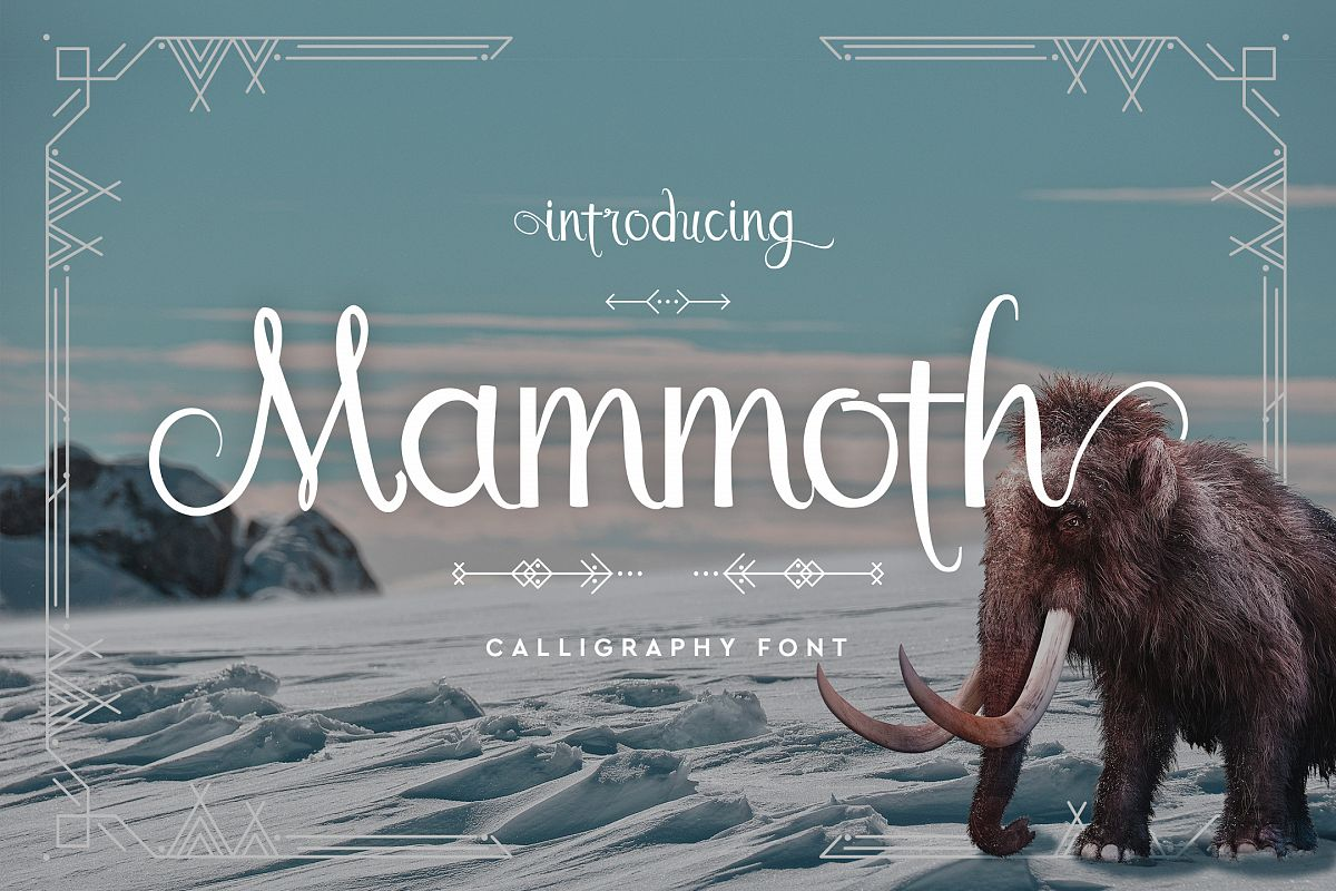 Mammoth example image 1