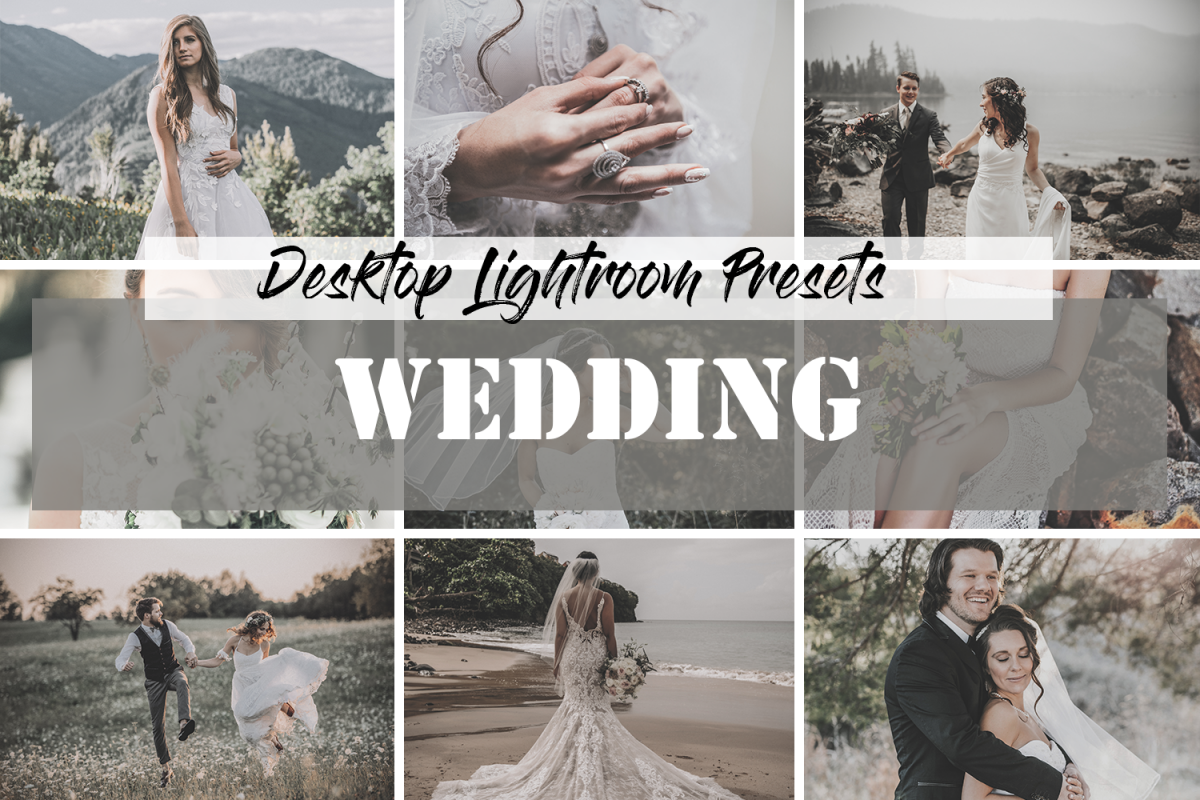 Wedding Presets Lightroom example image 1