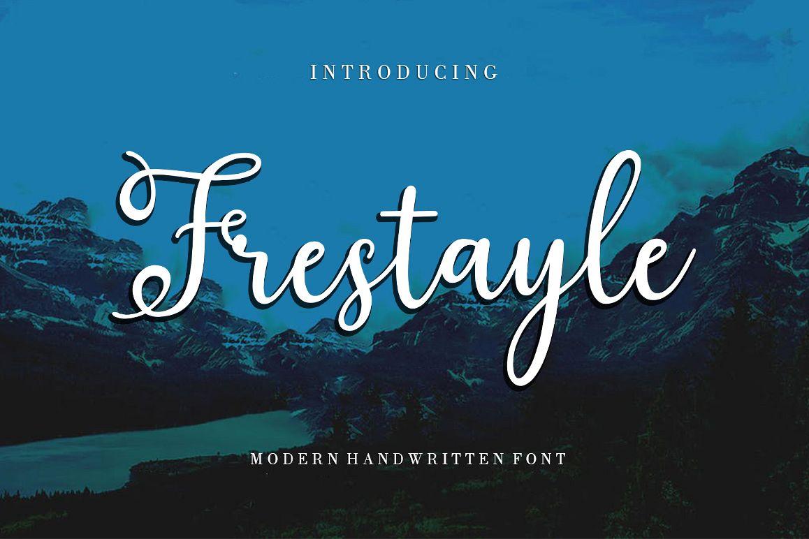 Frestayle example image 1