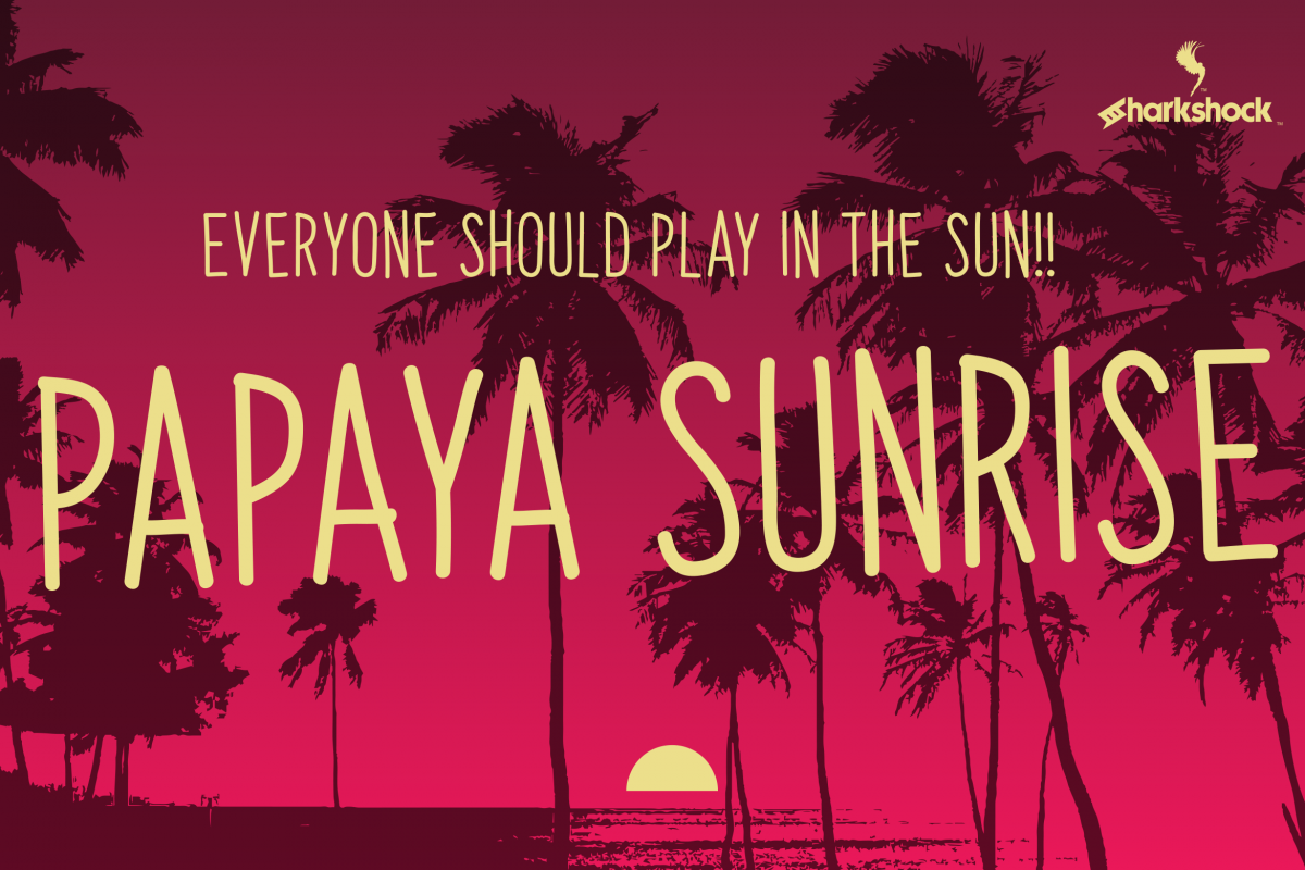 Papaya Sunrise example image 1