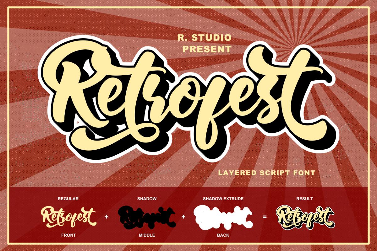 Retrofest example image 1
