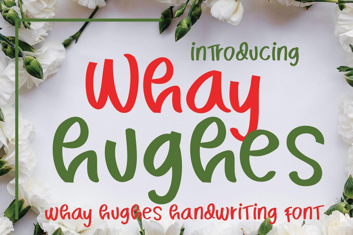 Whay hughes example image 1
