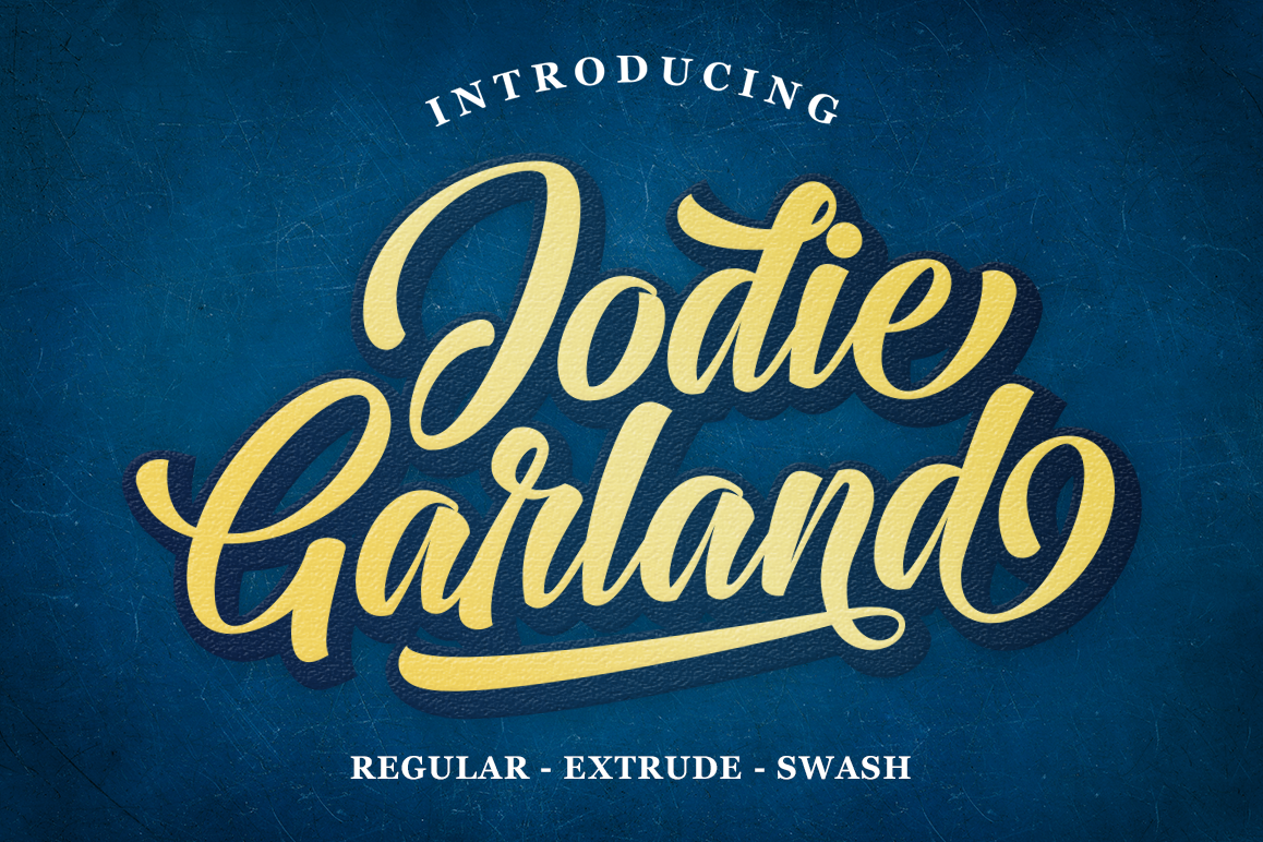 Jodie Garland Script example image 1
