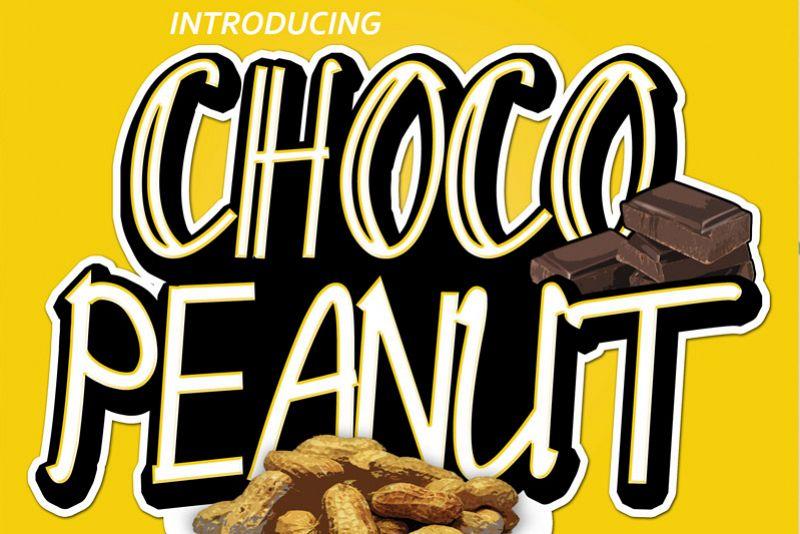 Choco peanut example image 1