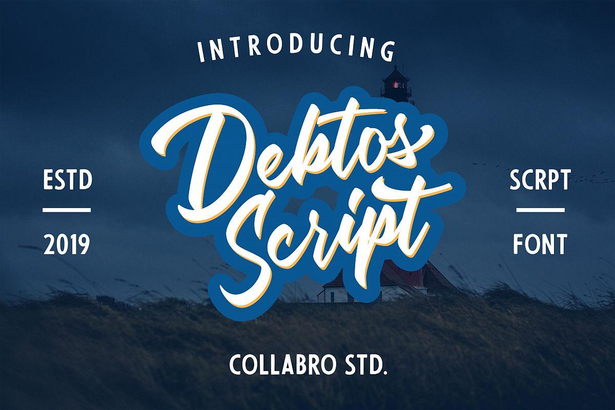 Debtos - Script example image 1
