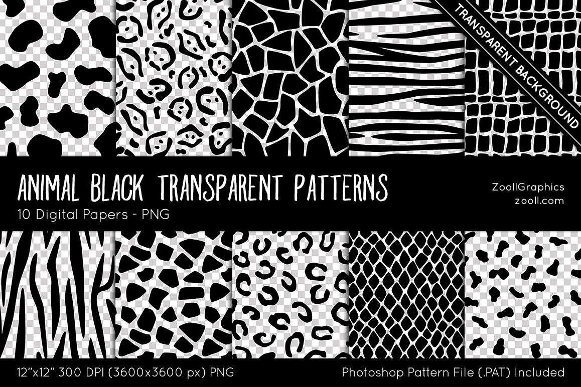 Transparent Patterns Simple Inspiration Ideas