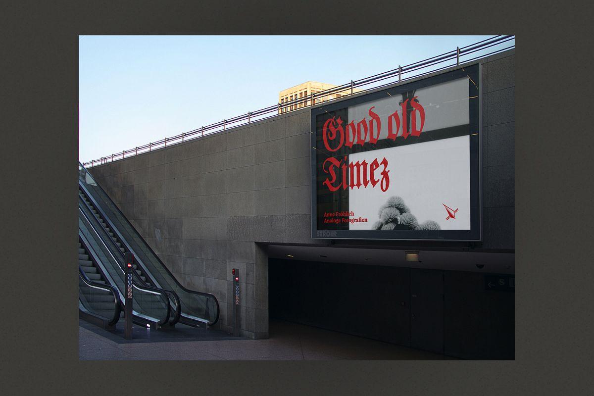 Mockup - Billboard - Tunnel example image 1