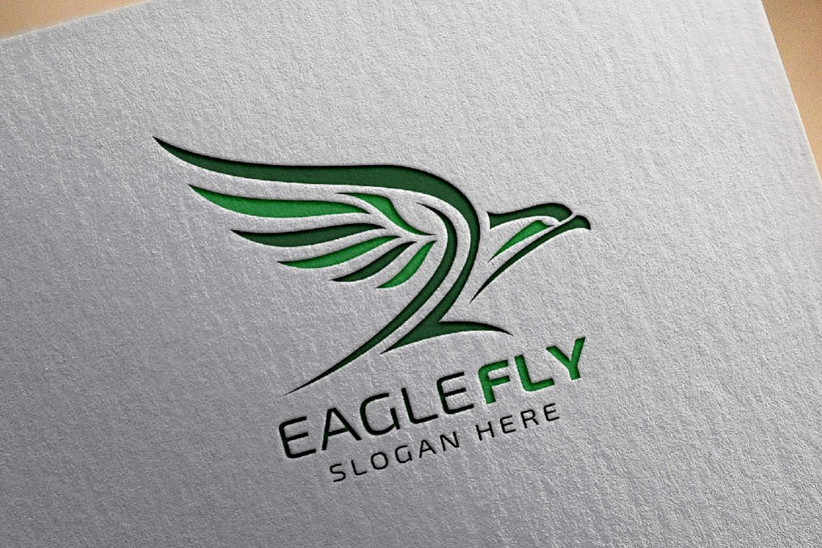 Eagle Star Logo Template example image 1