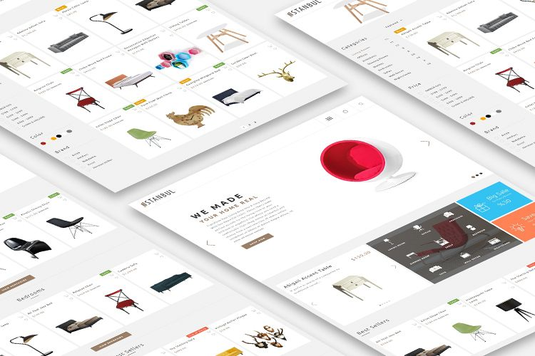 Istanbul Shopify Theme example image 1