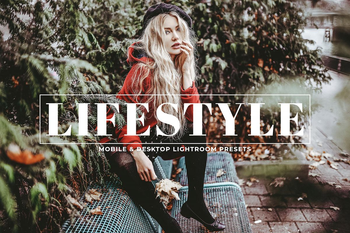 Lifestyle Mobile & Desktop Lightroom Presets example image 1