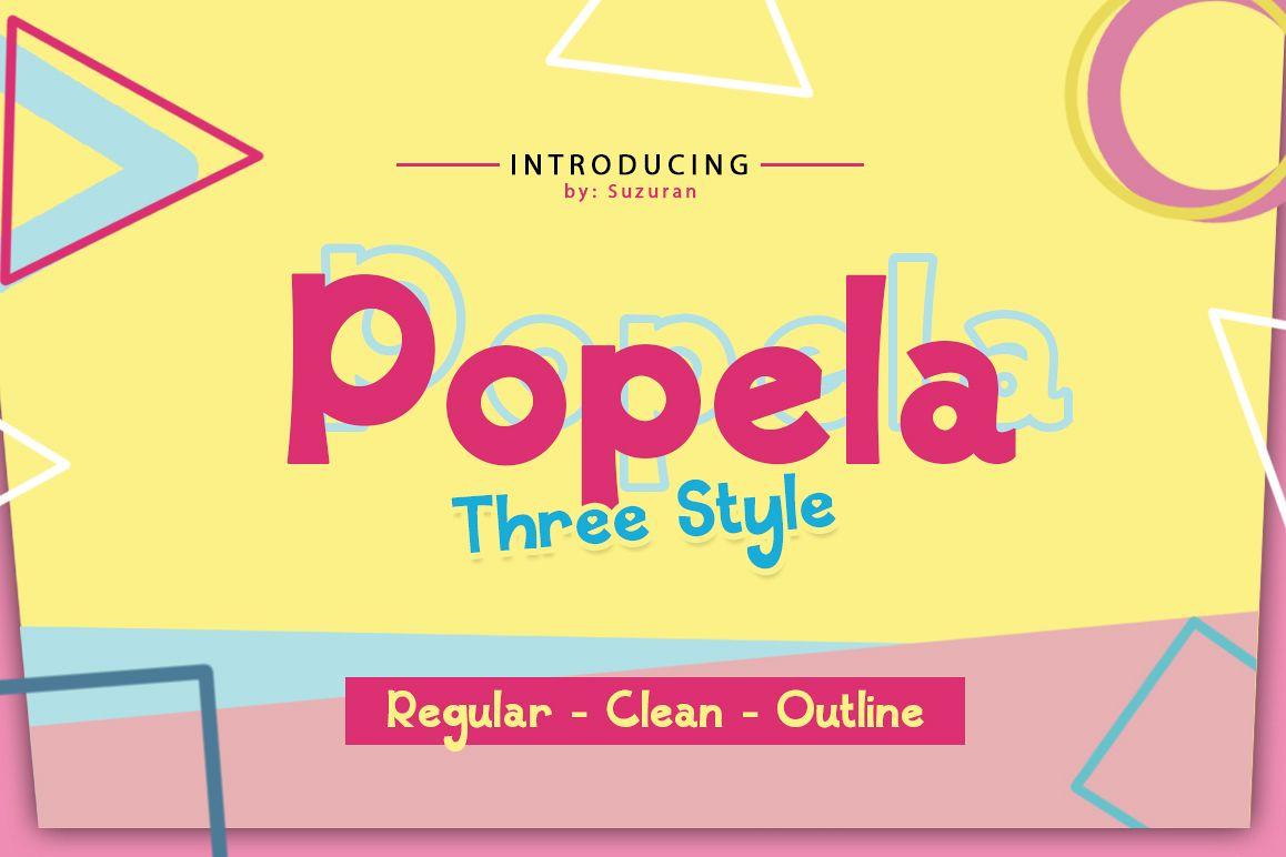 Popela example image 1