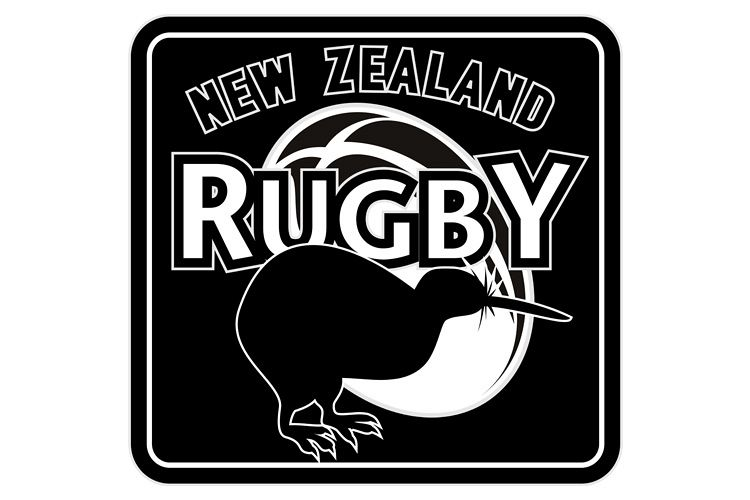 rugby ball kiwi new zealand example image 1