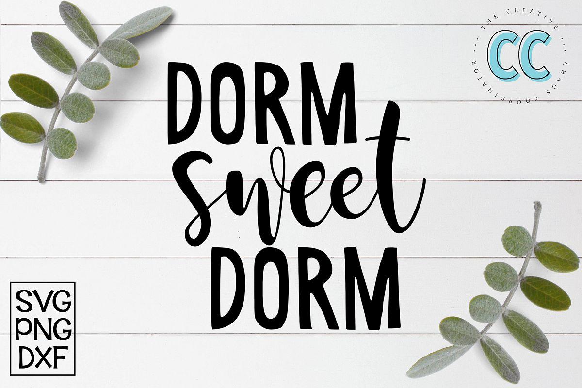 Dorm Sweet Dorm example image 1