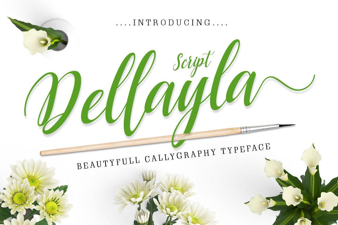 Dellayla Script example image 1