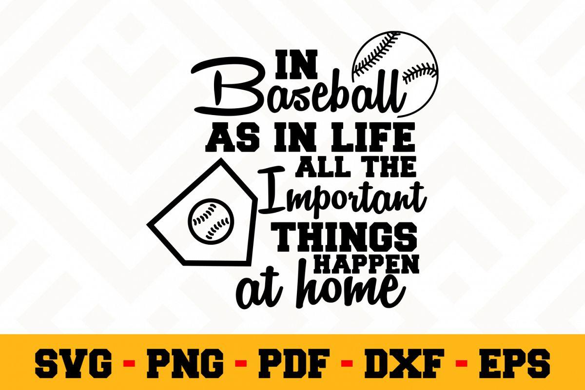 Baseball SVG Design n562 | Baseball SVG Cut File example image 1