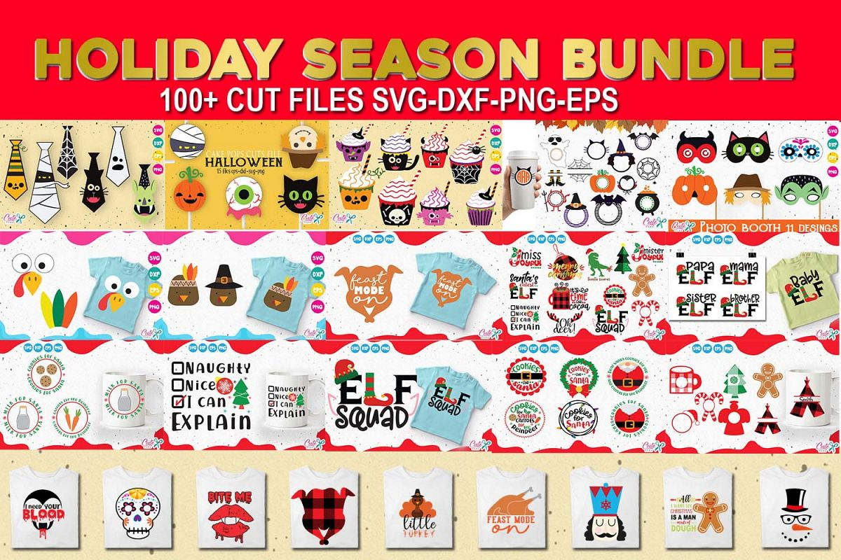 holiday season bundle christmas halloween thanksgiving example image 1 - Halloween Thanksgiving Christmas