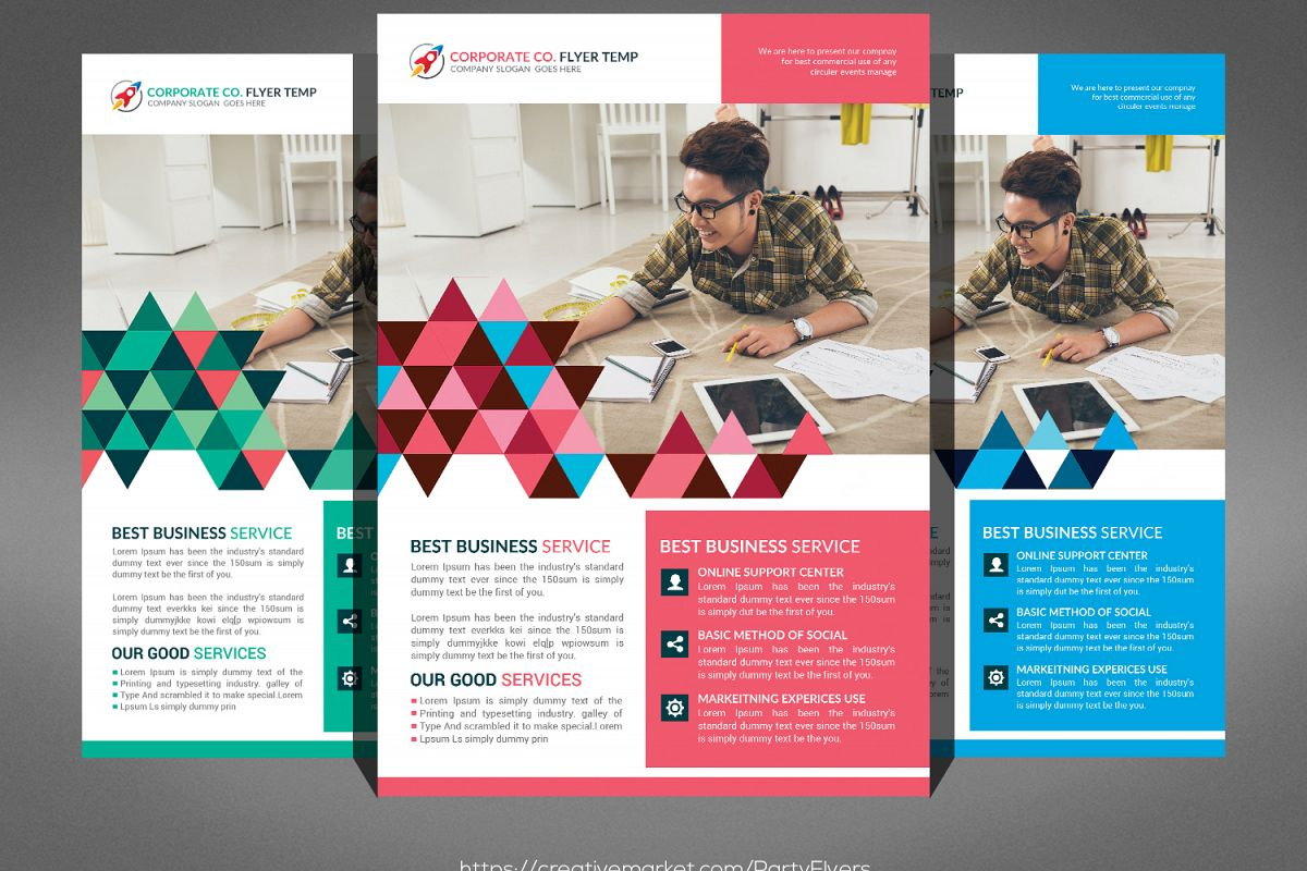 Company Flyer example image 1