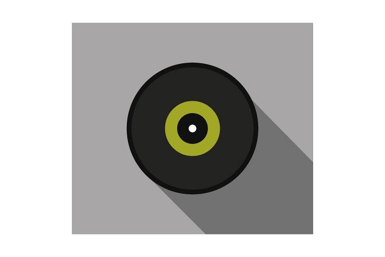 Vinyl icon example image 1