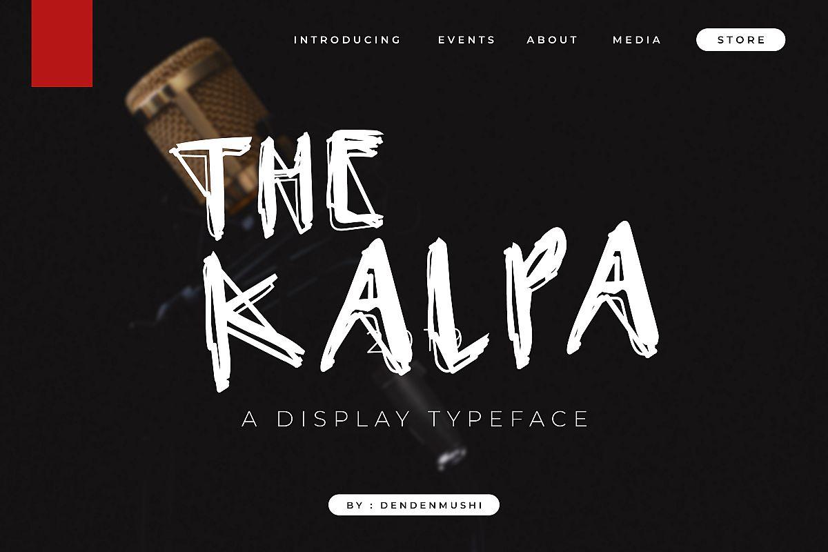 KALPA example image 1