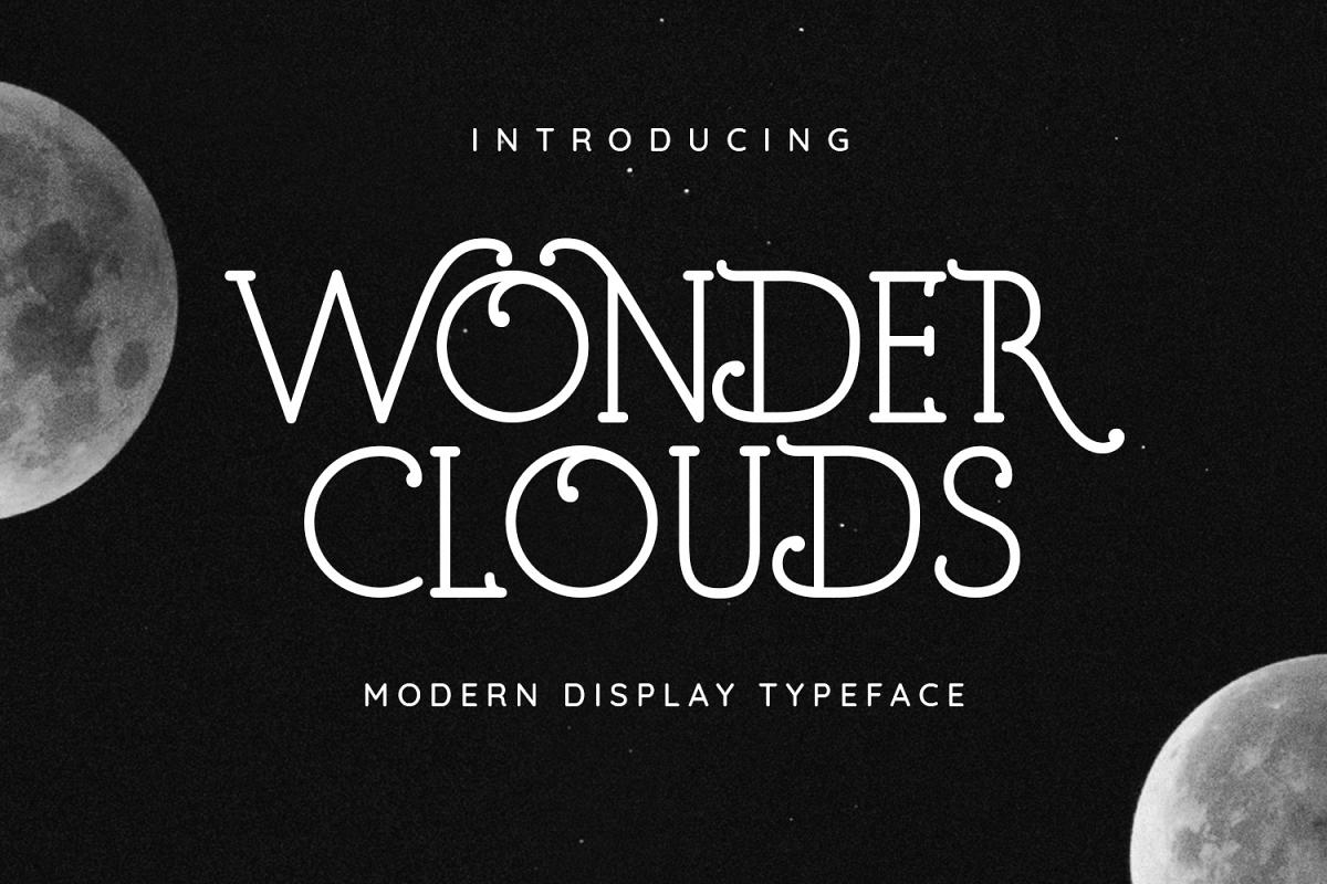 Wonder Clouds example image 1