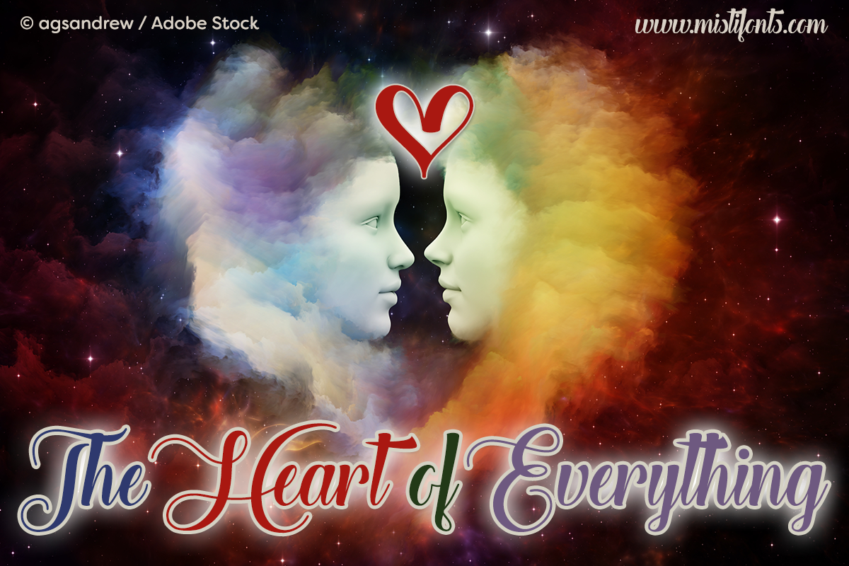 The Heart of Everything example image 1