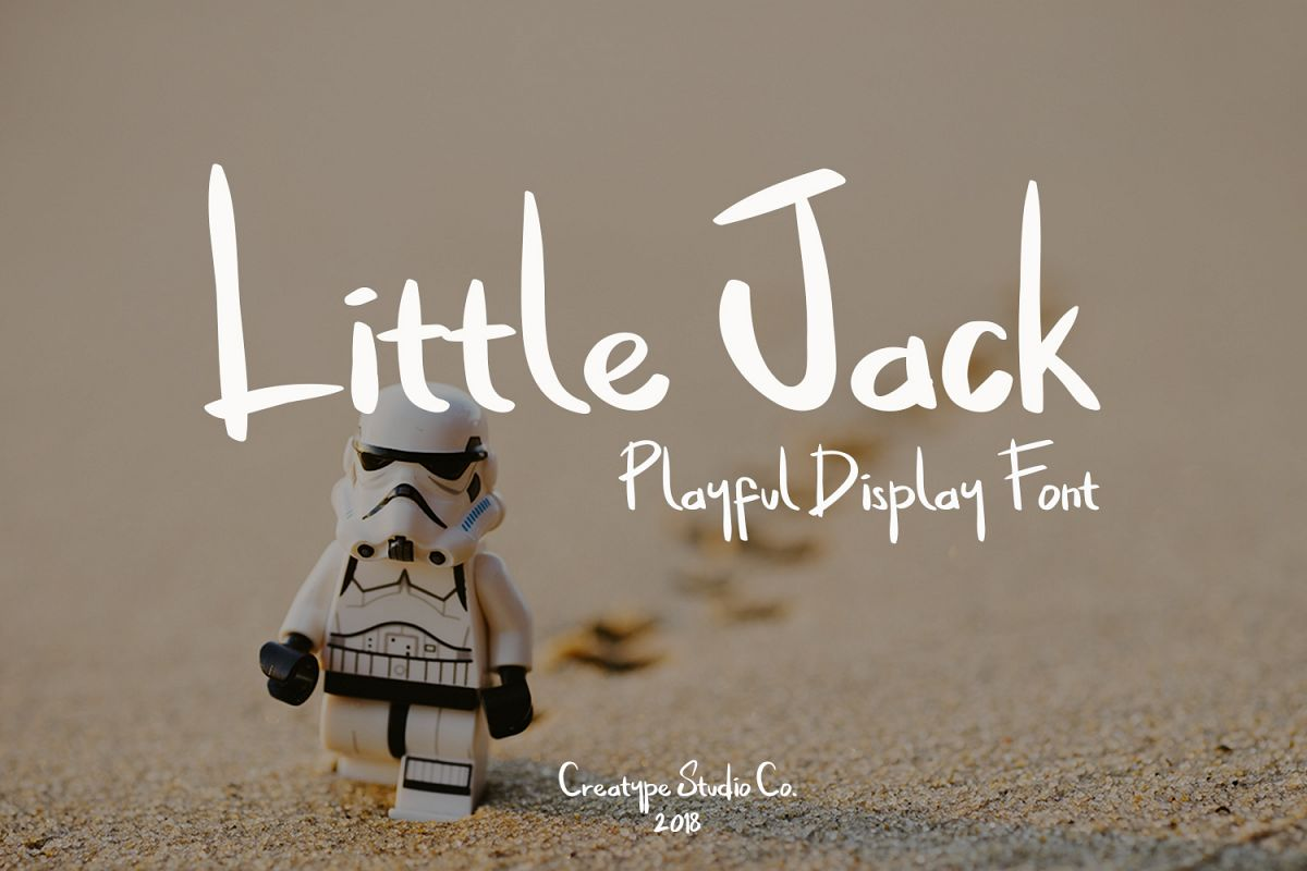 Little Jack example image 1