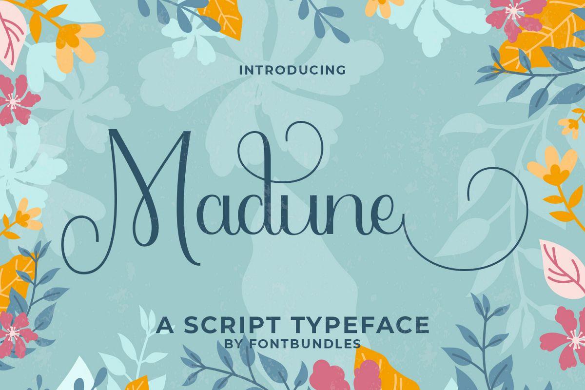 Madune example image 1