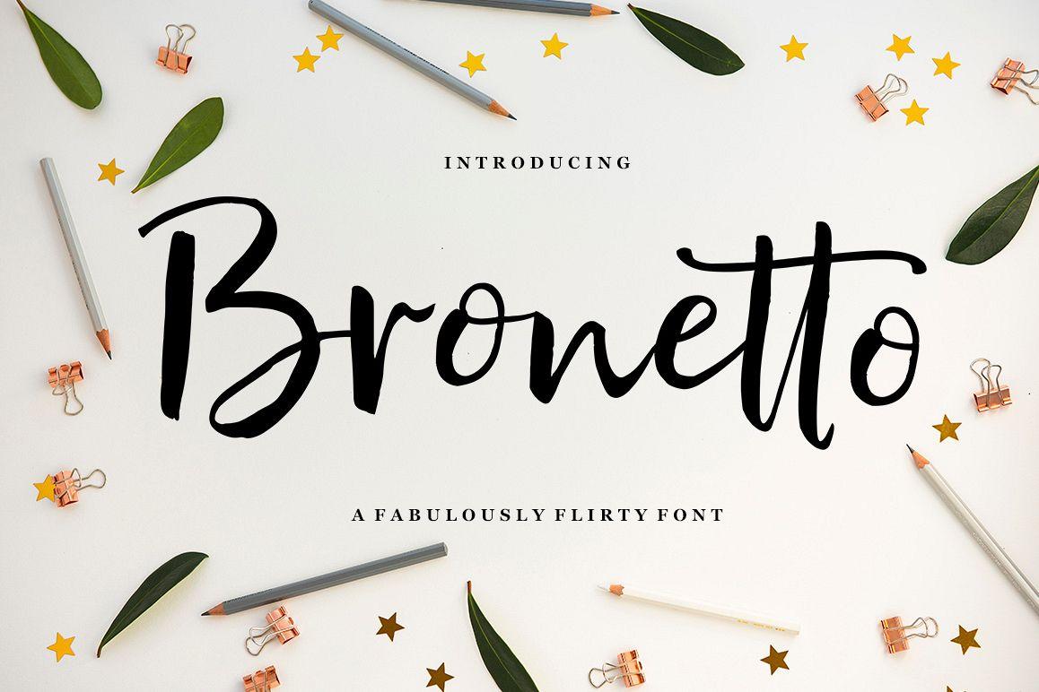 Bronetto Script example image 1