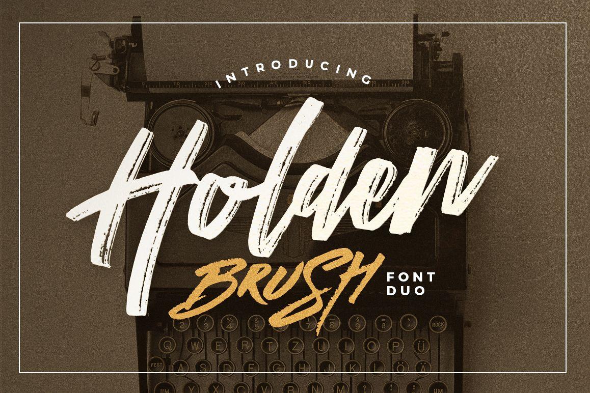 Holden Brush example image 1