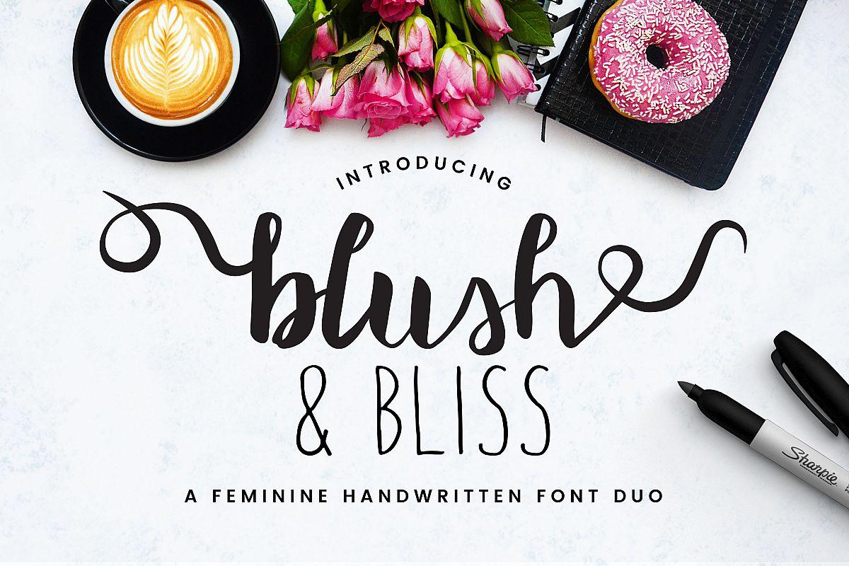Blush & Bliss example image 1