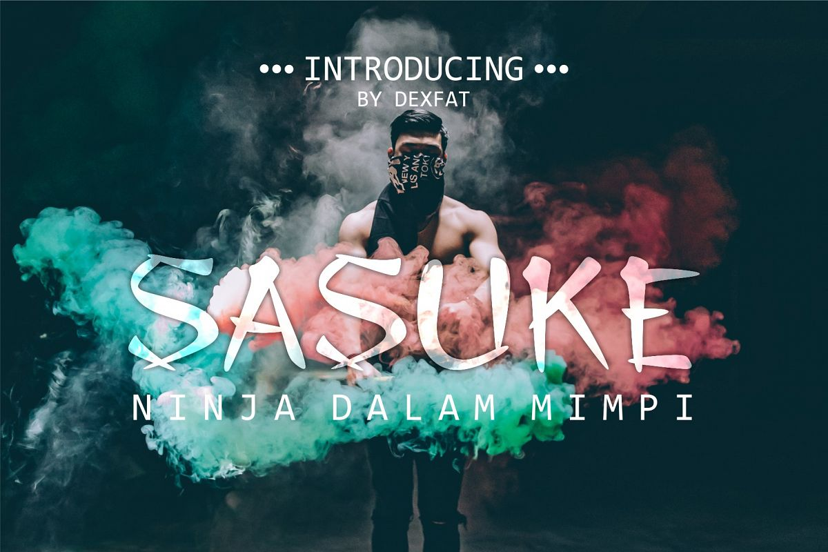 SASUKE example image 1