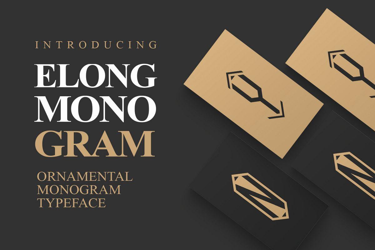 Elong Monogram example image 1
