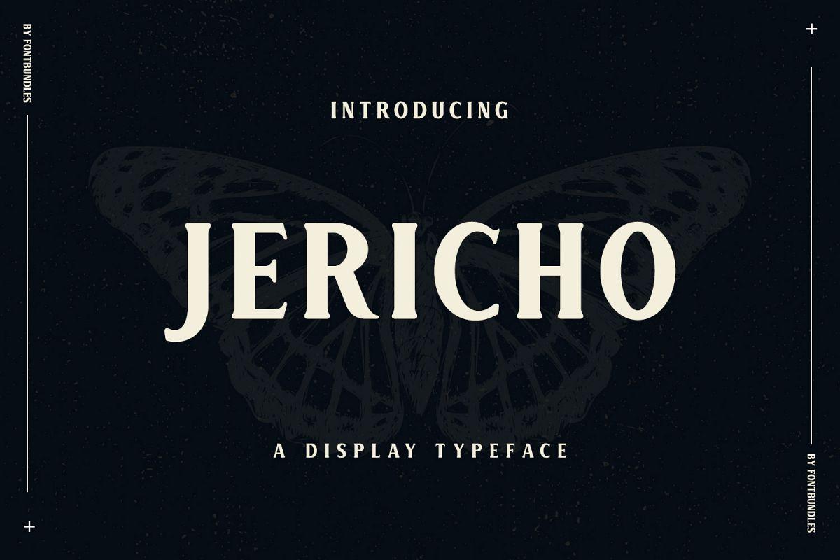Jericho example image 1