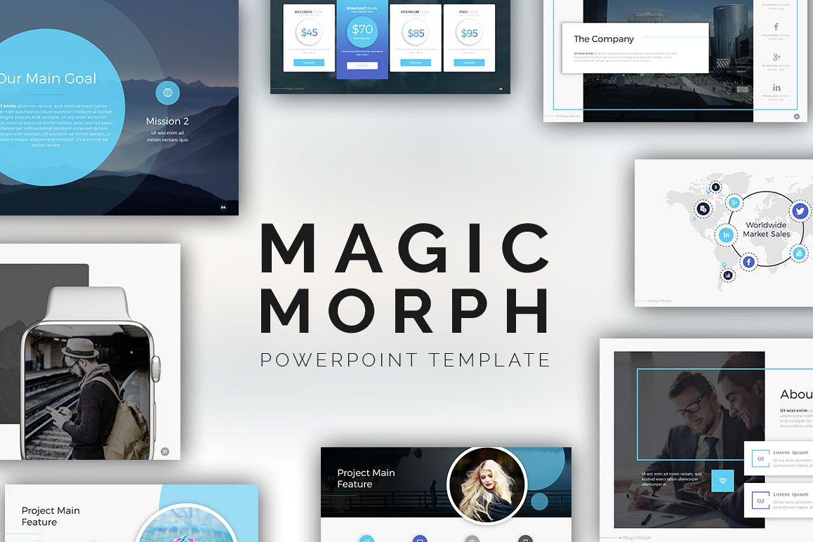 Magic Morph example image 1
