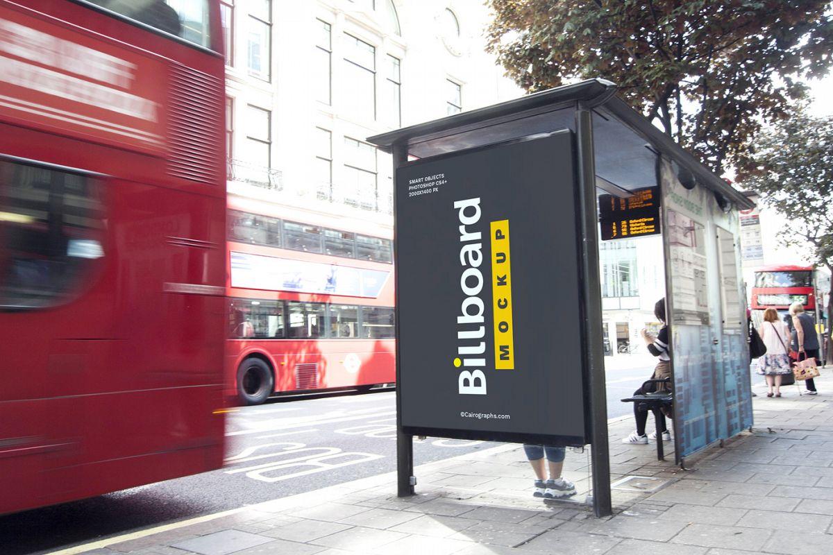 Billboards Mockups example image 1