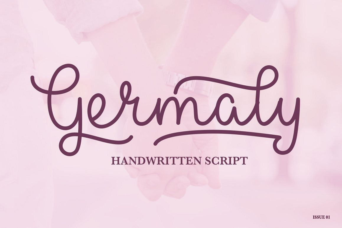 Germaly Script example image 1
