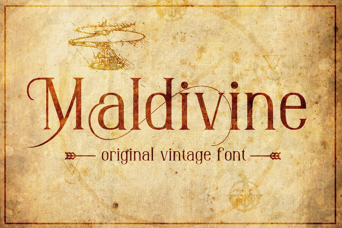 Maldivine example image 1
