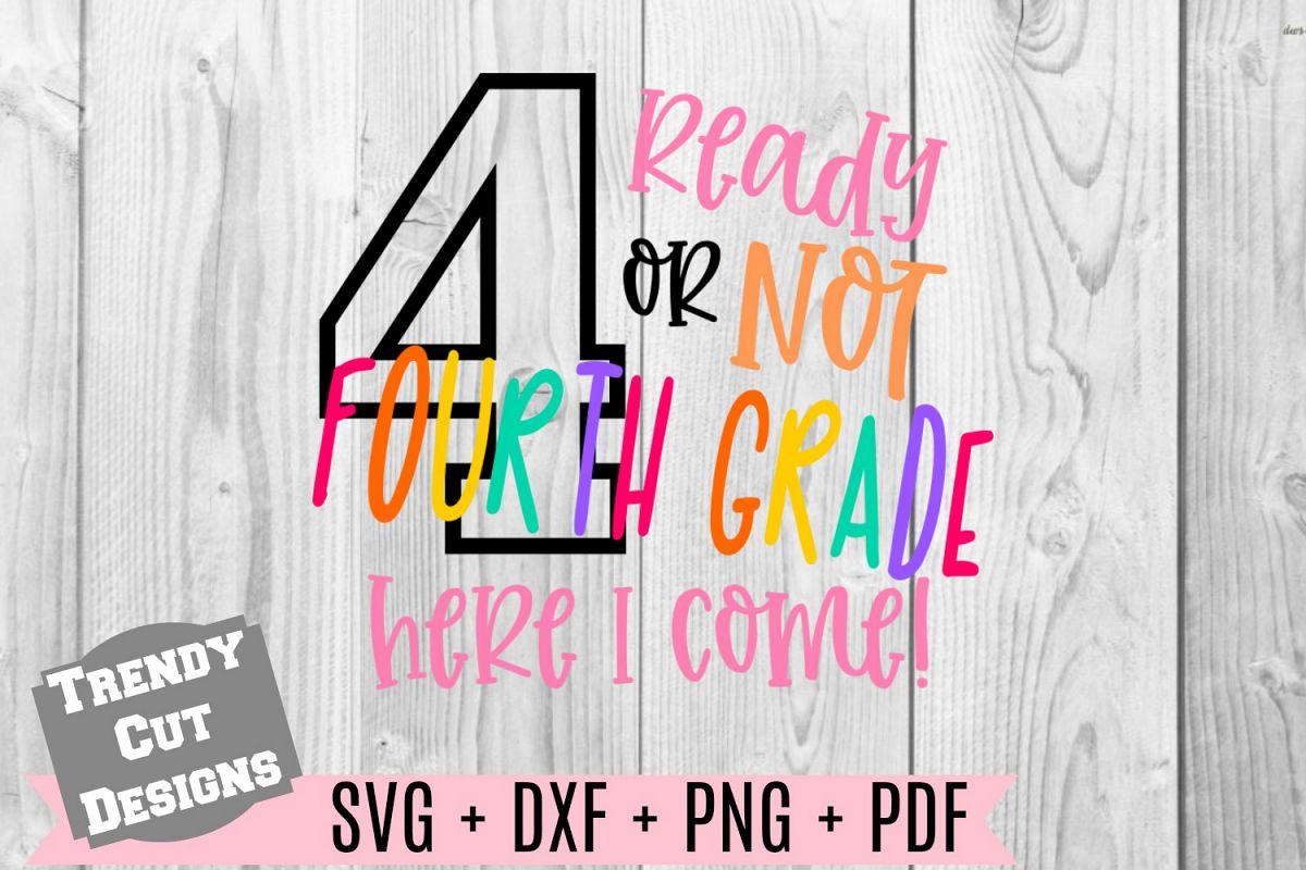 Ready or not Fourth Grade here I come example image 1