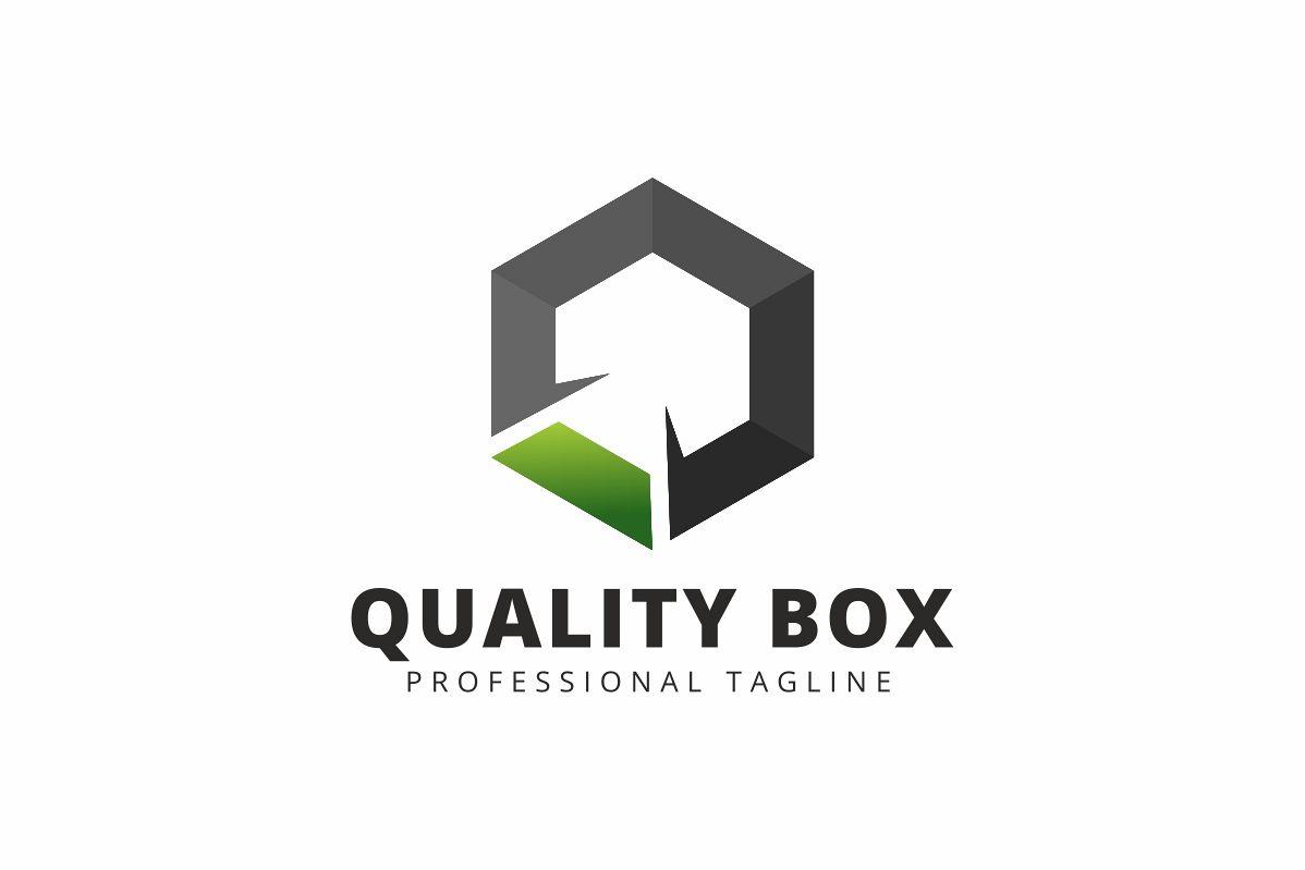 Quality Box Logo example image 1