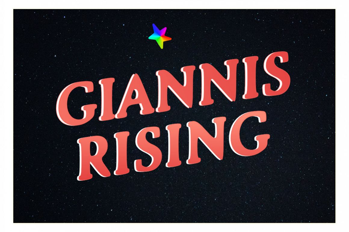 Giannis Rising example image 1
